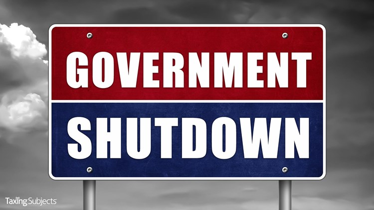 How the Government Shutdown Affects Taxes